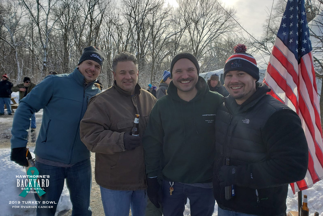 TURKEY BOWL 2019