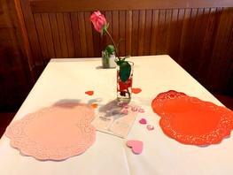 Valentine's Day Dinner 2019