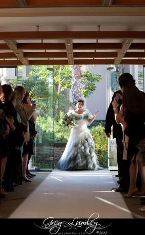 Devi in bespoke Vermeulen Bridal Couture