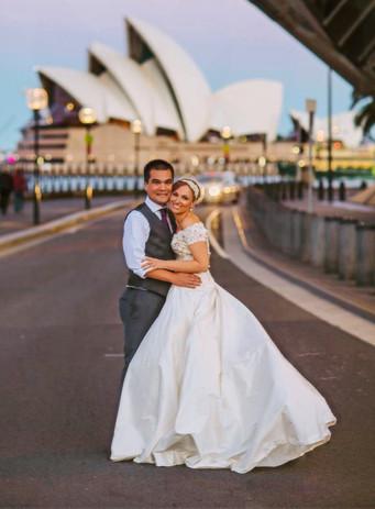 Catherine in Sydney / Australia