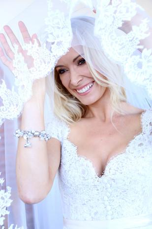 Actress Vanessa Haywood-Sandes