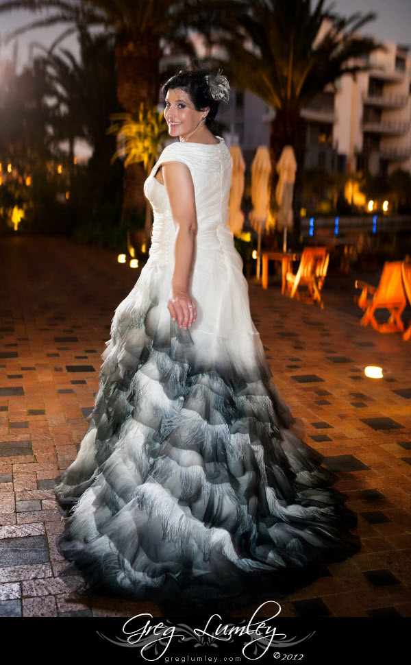 Devi in bespoke Vermeulen Bridal Couture