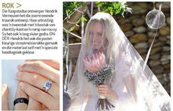 Vanessa Haywood in Hendrik Vermeulen Bridal Couture