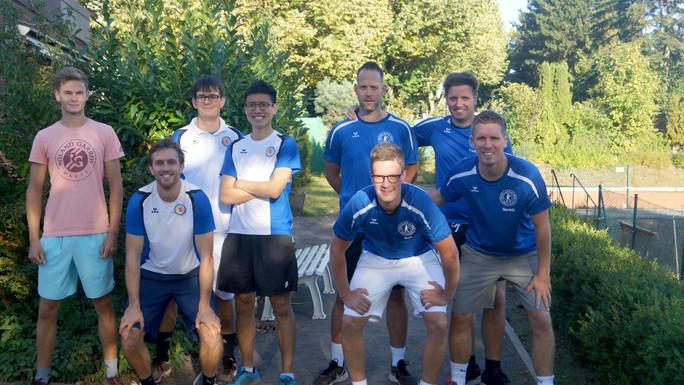 Emlichheimer Tennis-Rookies erst im Finale gestoppt