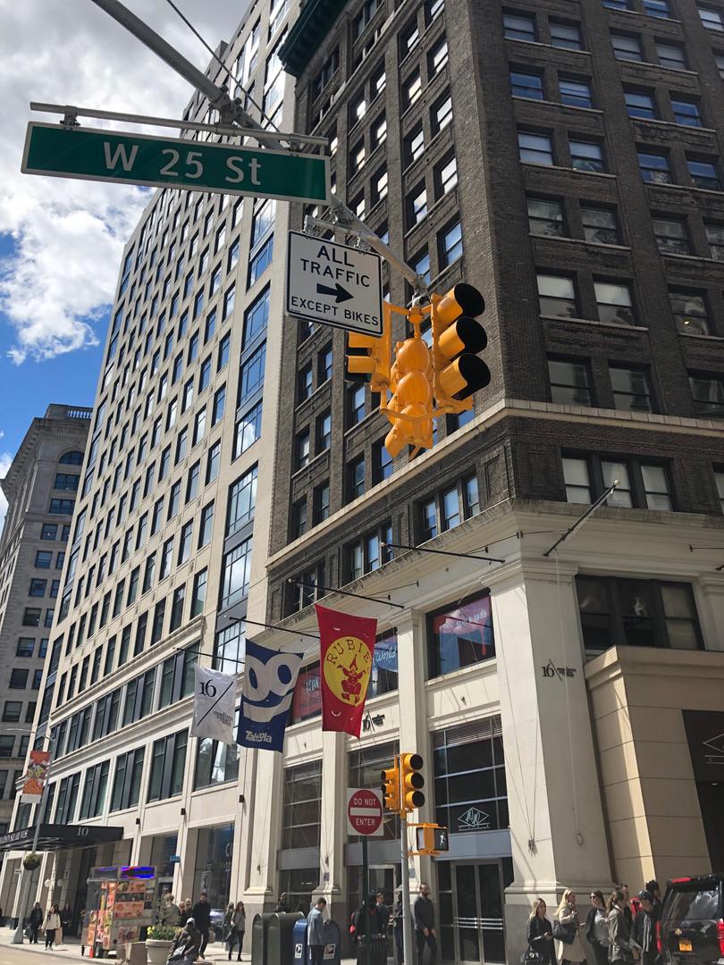 New Digs: 1115 Broadway