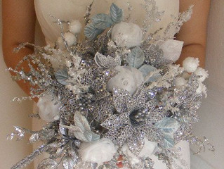 12 Days of Winter Wedding Ideas- Day 3: Silver and Sparkles