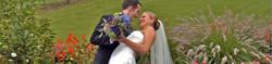 Garden Wedding at Earlystown Manor