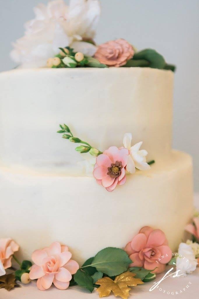 Wedding Cake by M&C Cakery