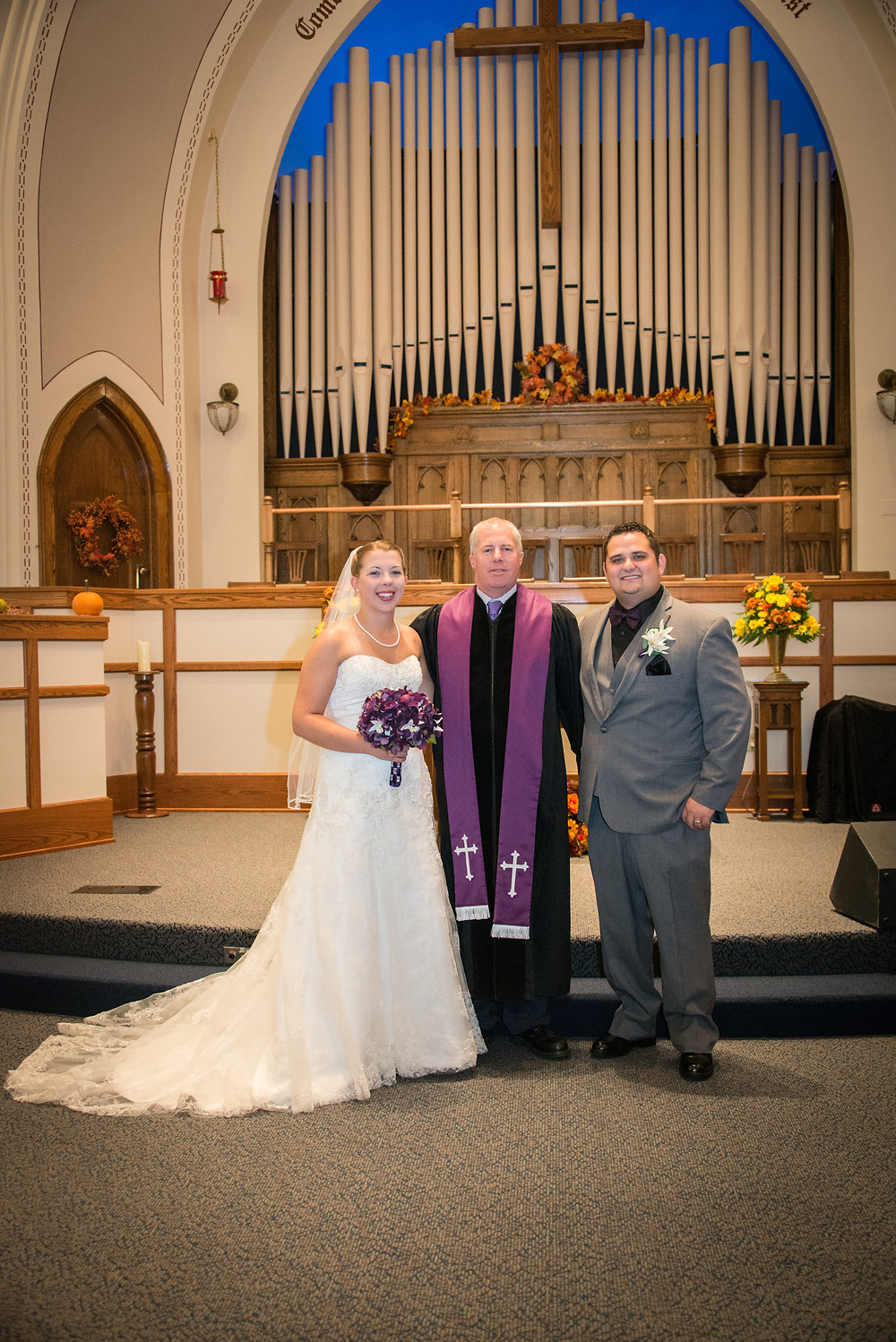 Wedding Photography by Ann Bickel; Photographic Memories; State College, PA