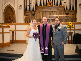 """Advice from a pastor: What to plan before you say, """"I do."""""""