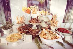 Reception Trend Alert: Food Bars