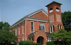 St. John's United Church of Christ, State College area, PA