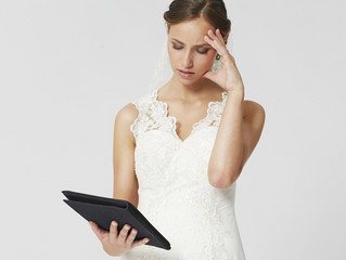Wedding Tip of the Week: Print up a contact list for everyone involved on your wedding day, then giv