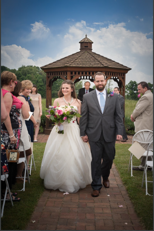 Centre County Wedding Photography by Ann Bickel of Photographic Memories