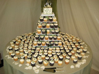 Wedding Cakes, Cupcakes, Desserts? The Sky's the Limit!
