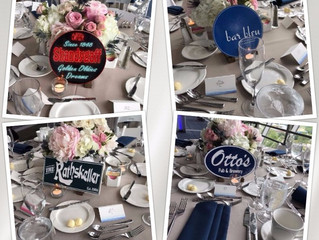 Wedding Tip of the Week: New Trend - Name your tables