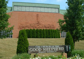 Good Shepherd Catholic Church, State College area, PA