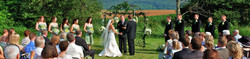 Summer Wedding at Earlystown Manor
