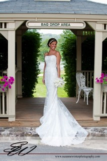 Sheath Gown - Photo Courtesy of Suzanne Winter Photography