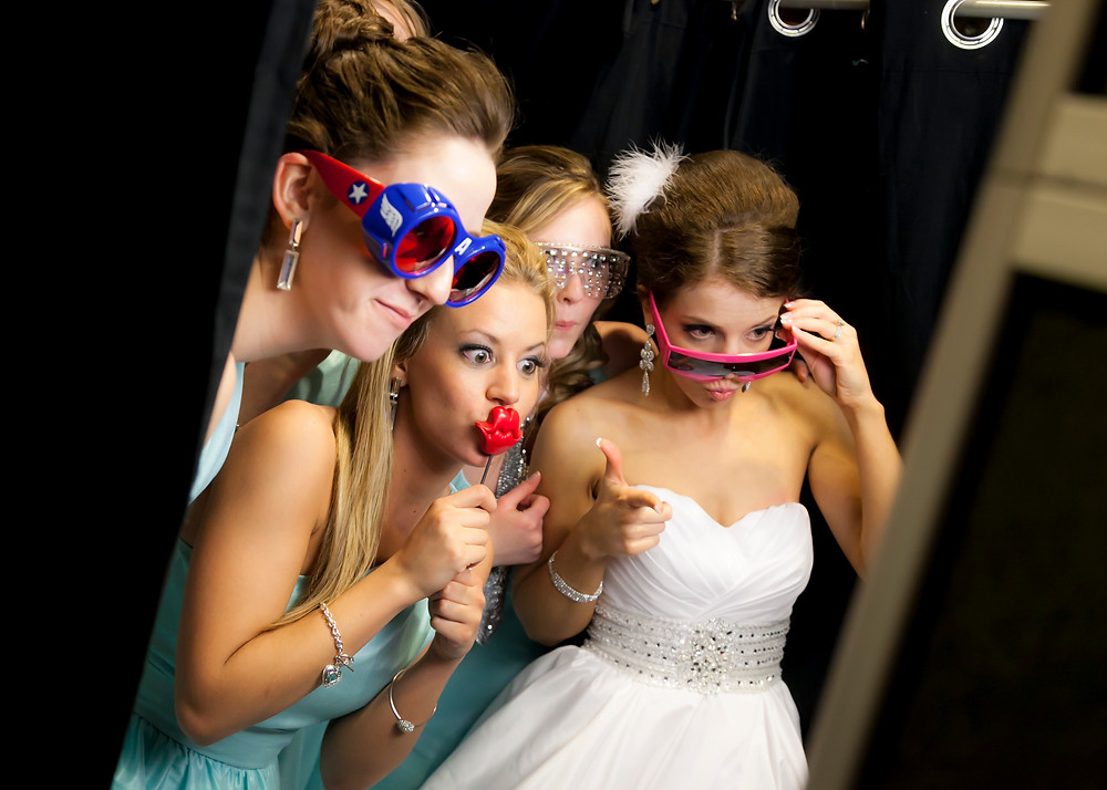 Wedding Photobooth by Nittany Entertainment