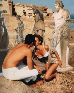 statue of love