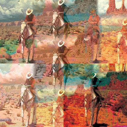 Warhol Cowboy