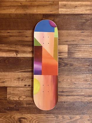 Custom Paint Skateboard Deck