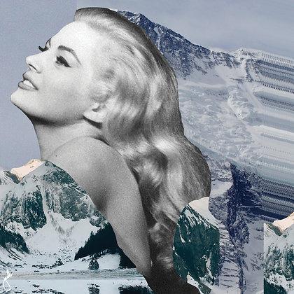 Anita Ekberg vs. Iceberg