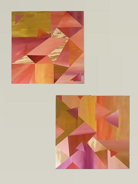 Origami Blush & Talkative