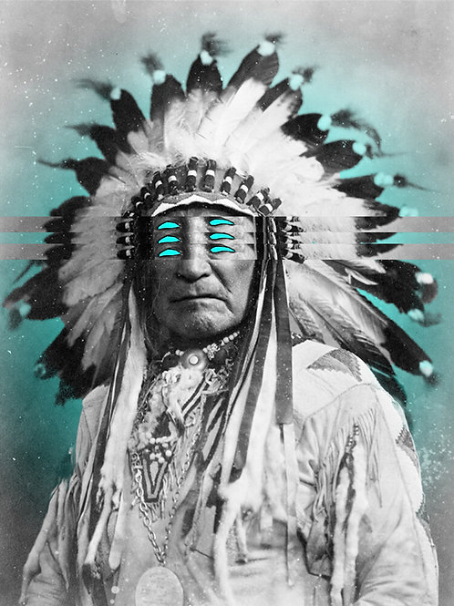 turquoise chief