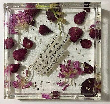 Flower Bed Coaster