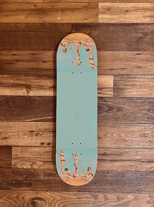 Print Skateboard Deck