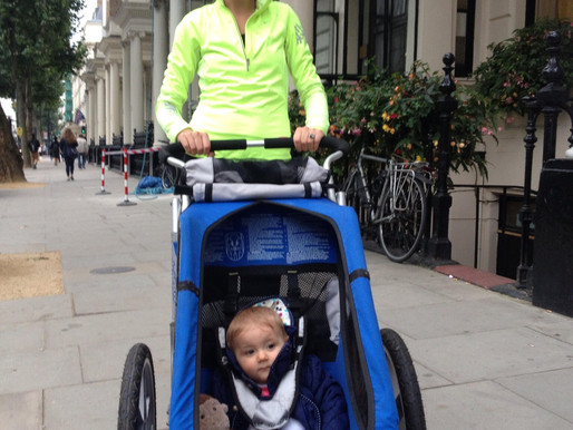 Returning to exercise after having a baby: gentle guidance to my former self.