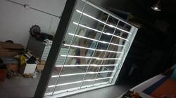 Light box fabrication
