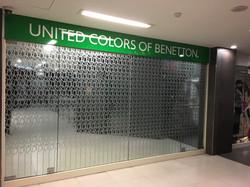 Works at Benetton Malta
