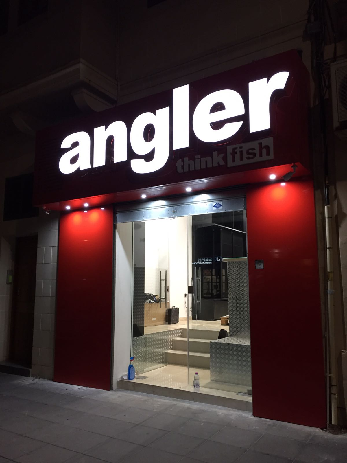 works at Angler Zebbug Malta