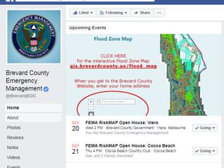 FEMA RiskMAP Open House