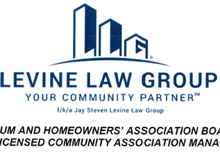 Jay Levine Law Group Free Seminar Schedule