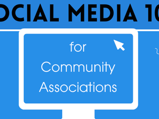 Websites, Social Media, & Online Communication for Associations - HR Credit at Bonefish Grill