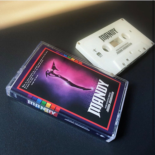 Offically Licenced MANDY OST Cassette Round 2