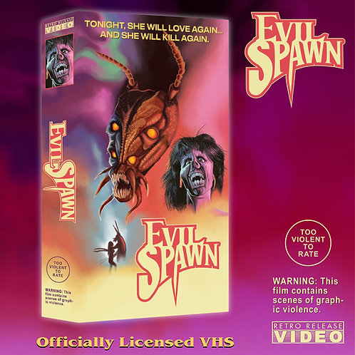 Evil Spawn (Officially Licensed) dir. Kenneth J. Hall