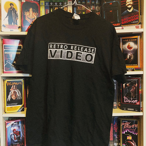 Retro Release Video T Shirt!