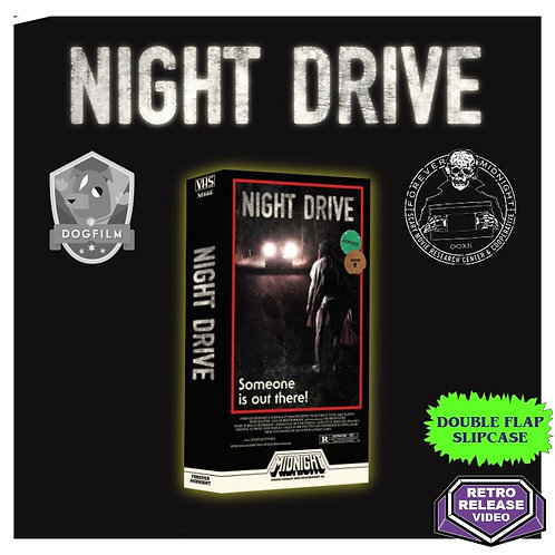 Night Drive (Officially Licensed) with Forever Midnight