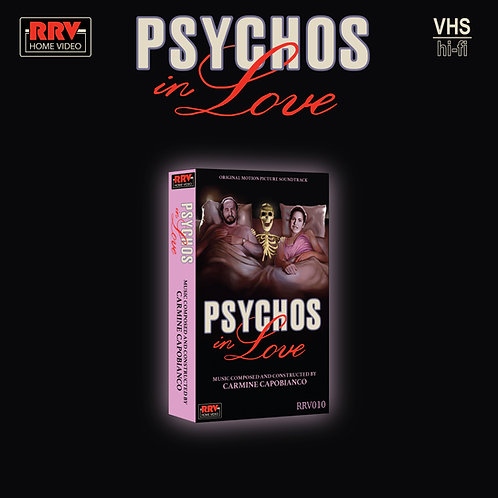 Psychos In Love OST (Officially Licensed) by Carmine Capobianco