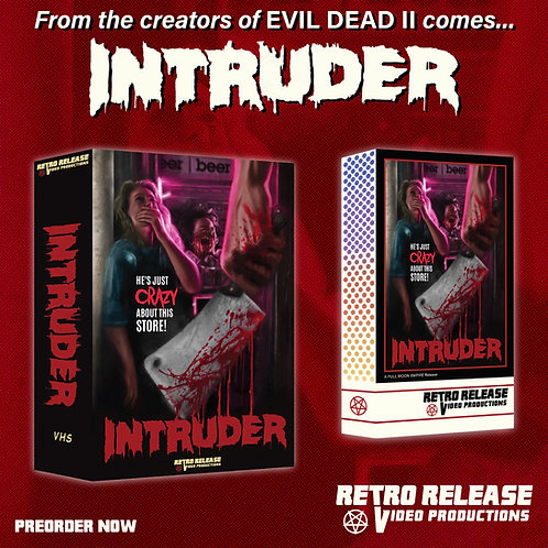 Intruder UNCUT (Officially Licensed) dir. Scott Spiegel