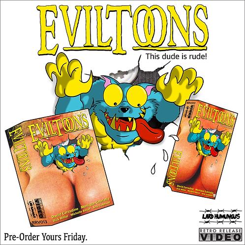 Evil Toons w/ Lard Humungus (Officially Licensed) PRE-ORDER