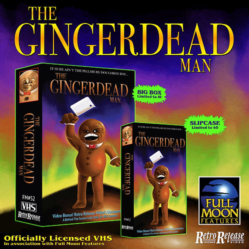 The Gingerdead Man (Officially Licensed) dir. Charles Band