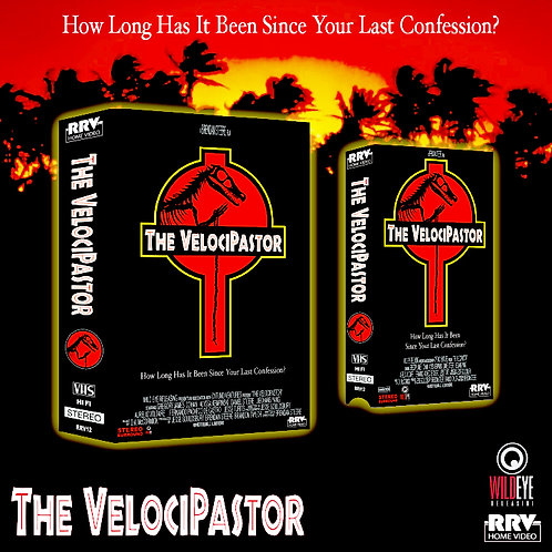 The VelociPastor (Officially Licensed) PRE-ORDER