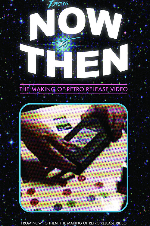 From Then to Now: The Making of Retro Release Video