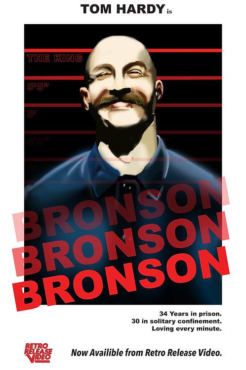 Bronson 11x17 PRINT